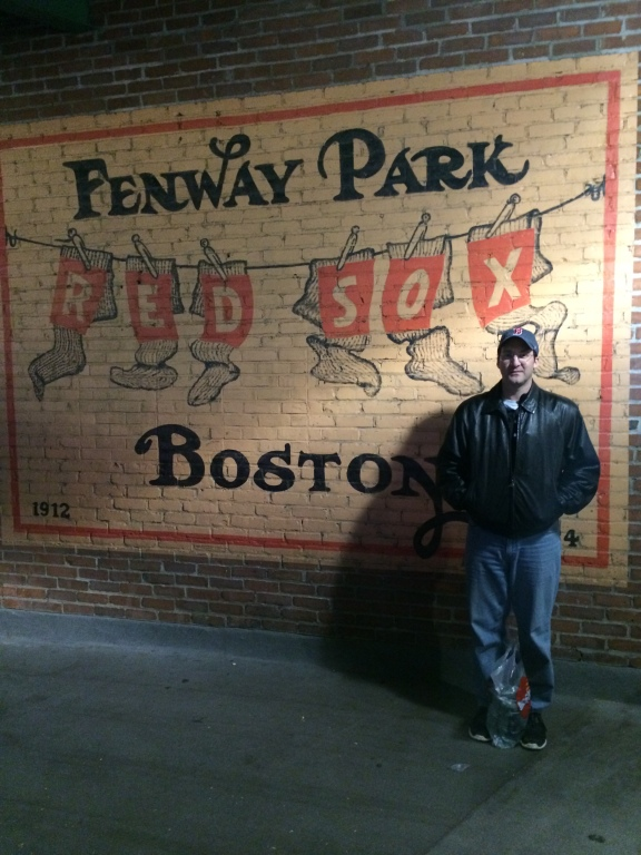 Elia at Fenway